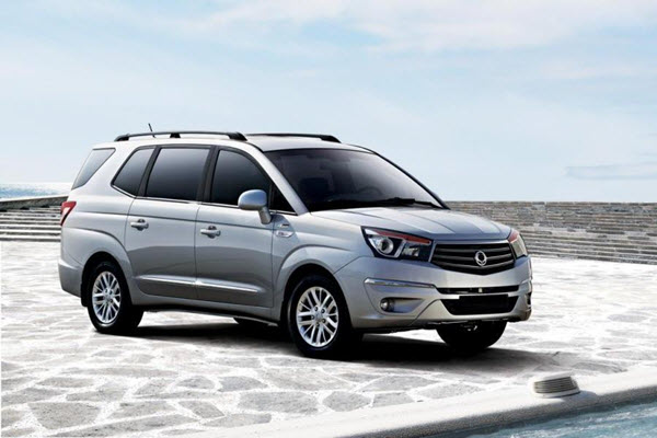 SSANGYONG STAVIC 2015
