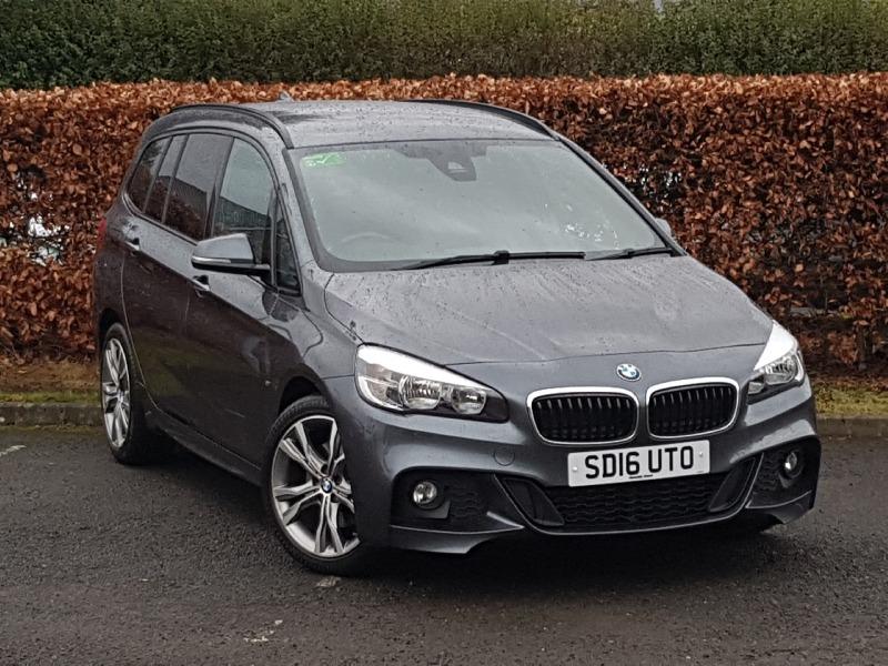 BMW 218 I 2016