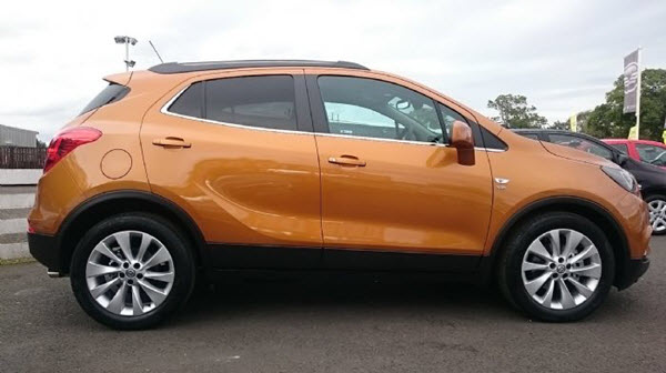 2016 OPEL MOKKA 1.4T ENJOY AT6 5P
