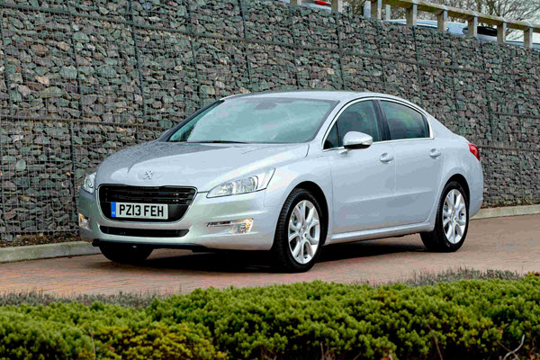 2016 PEUGEOT 508 2.0 ALLURE HDI DIESEL 165HP AT6 4P