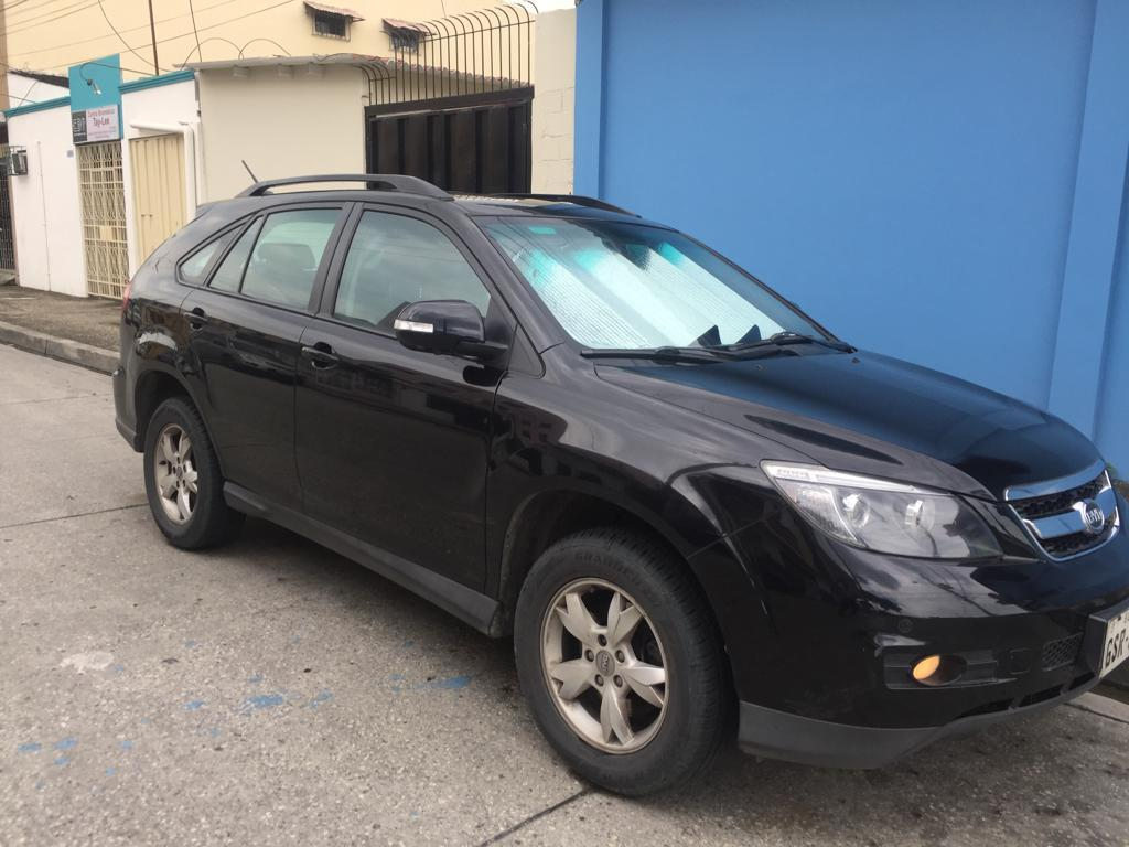 BYD S6 2017