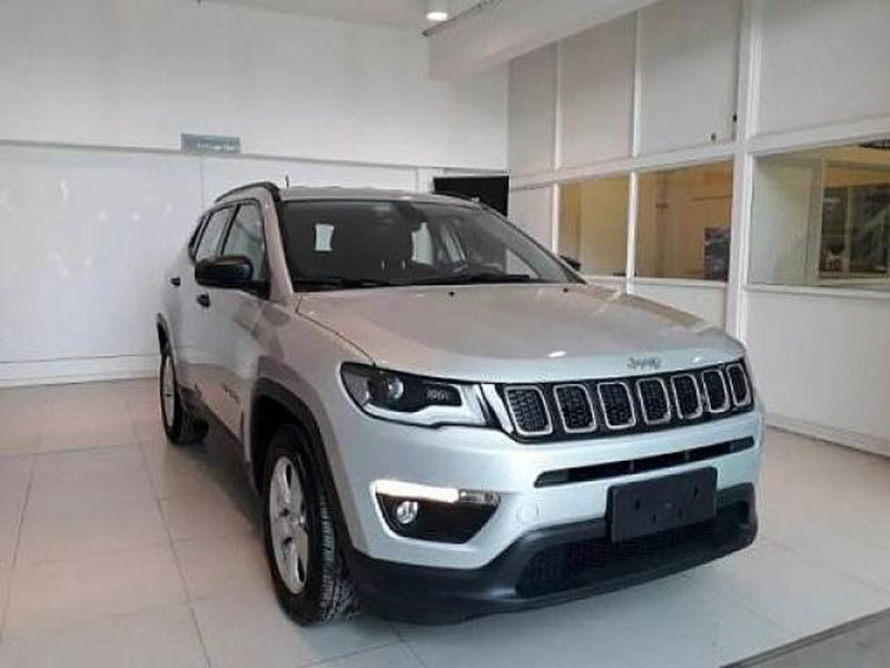 2017 JEEP COMPASS 2.4 SPORT 4X4 AT 5P