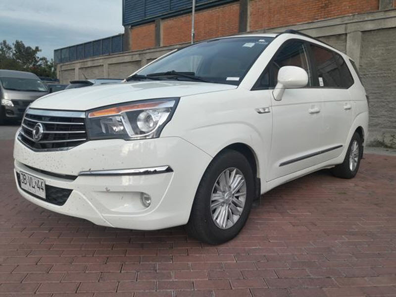 SSANGYONG STAVIC 2017