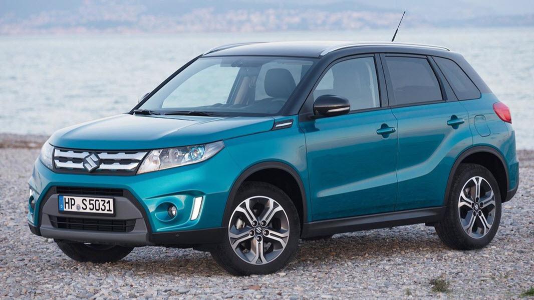 2017 SUZUKI VITARA 1.6 GLS 4WD MT 5P