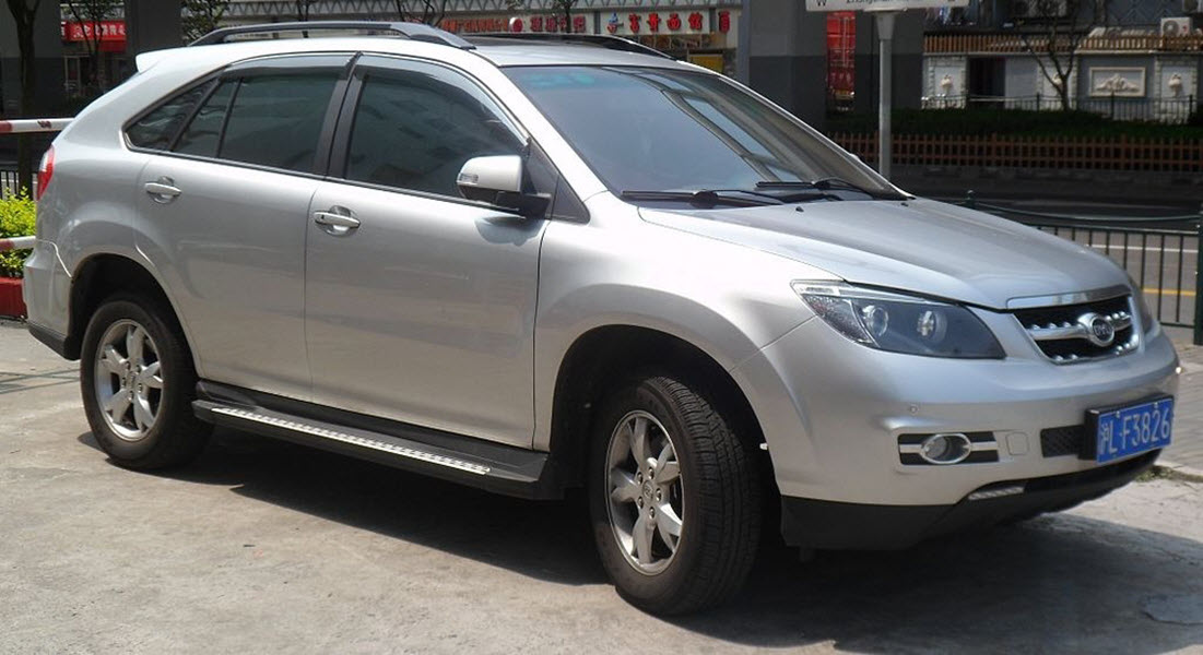 BYD S6 2018