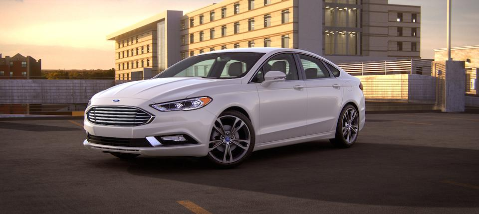 2018 FORD FUSION 2.0 SE ECOBOOST AT 4P