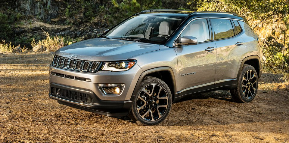 2018 JEEP COMPASS 2.4 SPORT LX FWD 6MT 5P