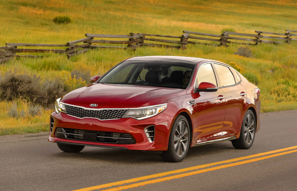2018 KIA OPTIMA 2.0 EX AT 4P
