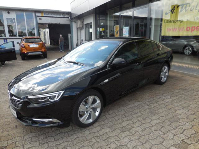 2018 OPEL INSIGNIA 1.6 COSMO AT 4P