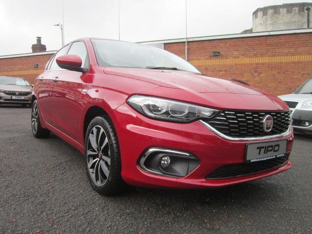 2019 FIAT TIPO 1.6 POP AT 4P
