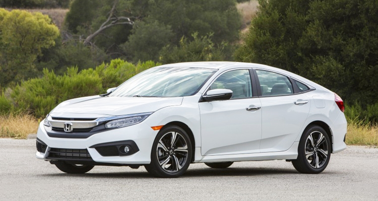 2019 HONDA CIVIC 1.5T EX AT 4P