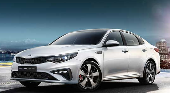 2019 KIA OPTIMA 2.0L EX 6AT 4P