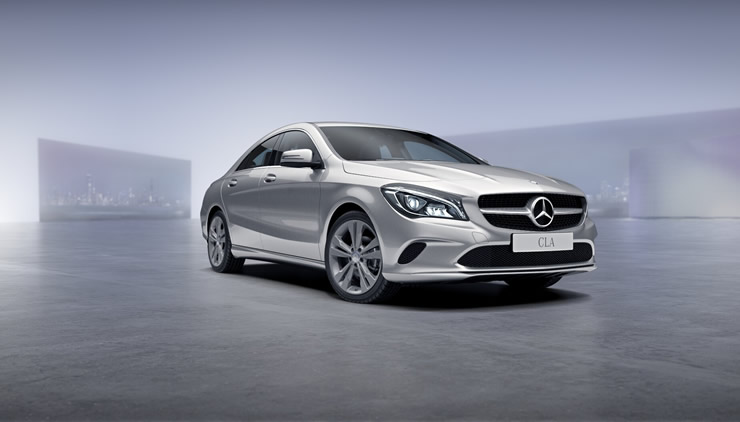 2019 MERCEDES BENZ CLA180 1.6 AT 4P