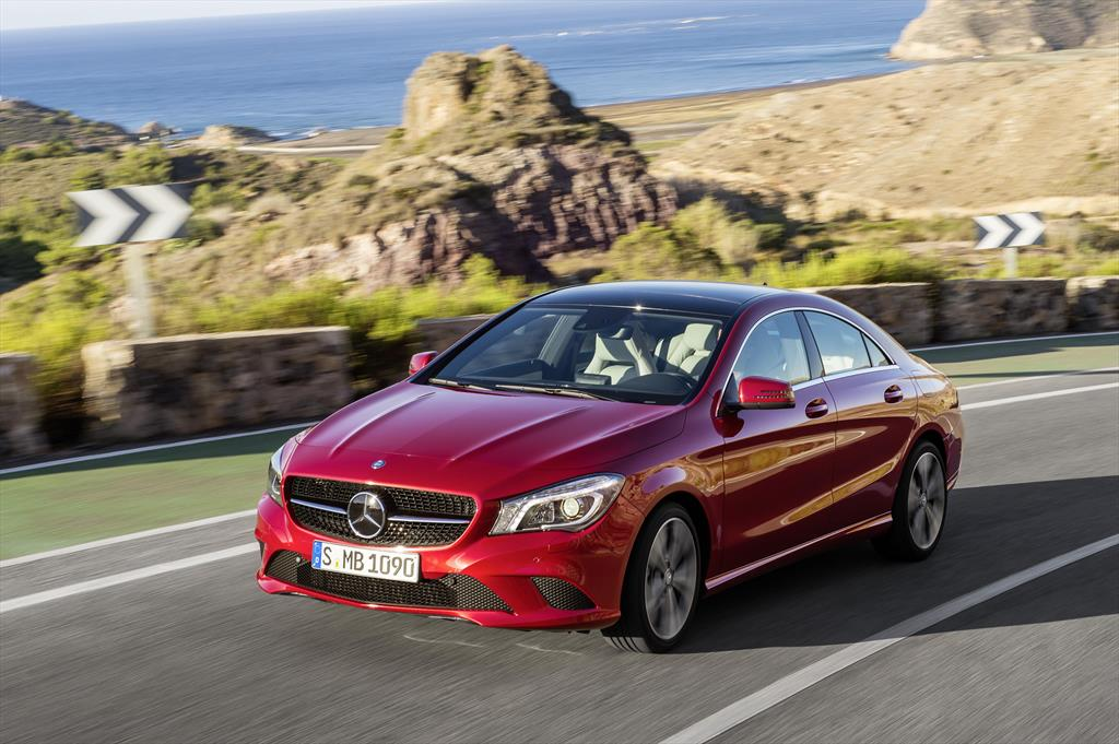 2019 MERCEDES BENZ CLA200 2.1 DIESEL AT 4P