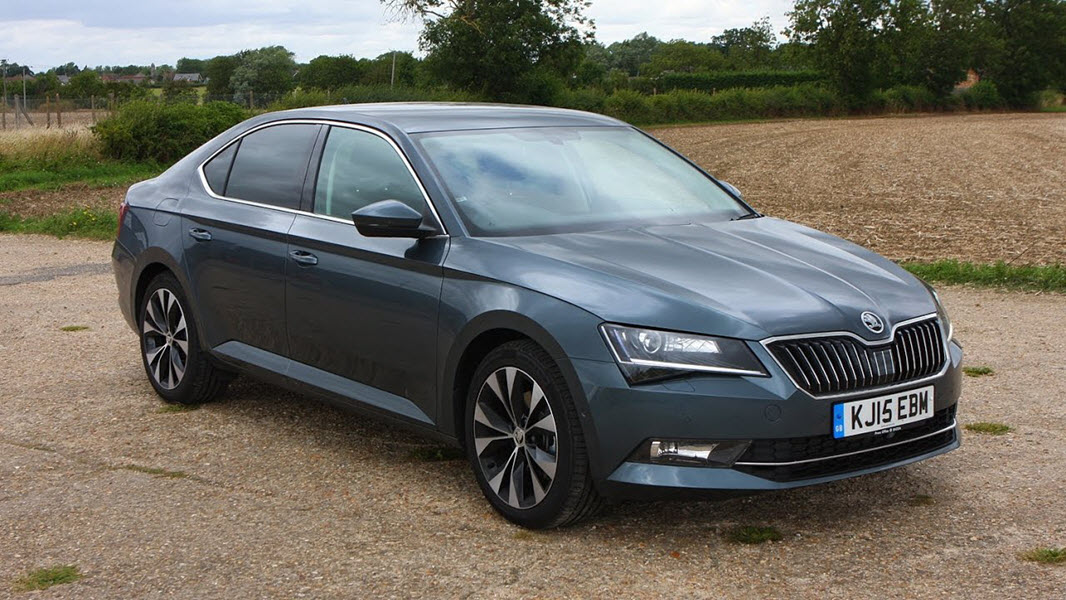 2019 SKODA SUPERB 1.8 STYLE TSI DSG7 AT 4P