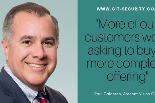 Raul Calderon Explains How Arecont Vision Costar is Ready for Future Growth