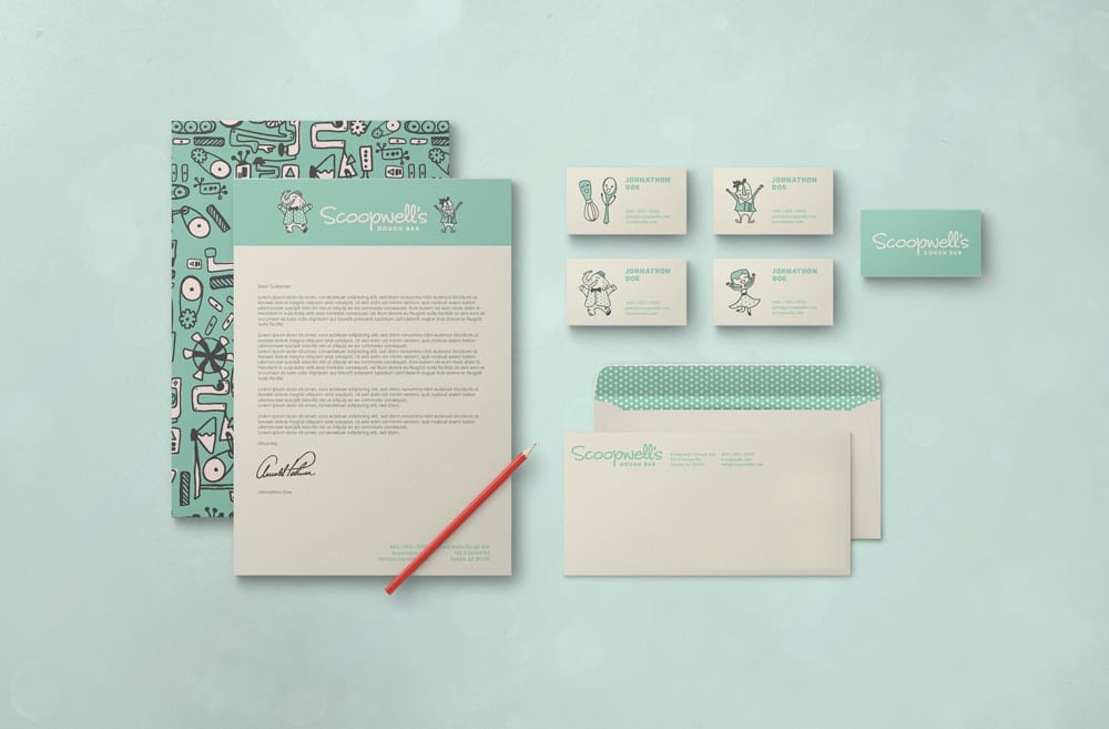 Scoopwells_Stationery