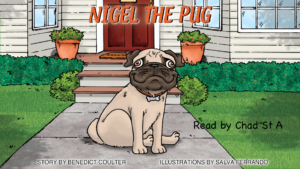 Nigel the Pug