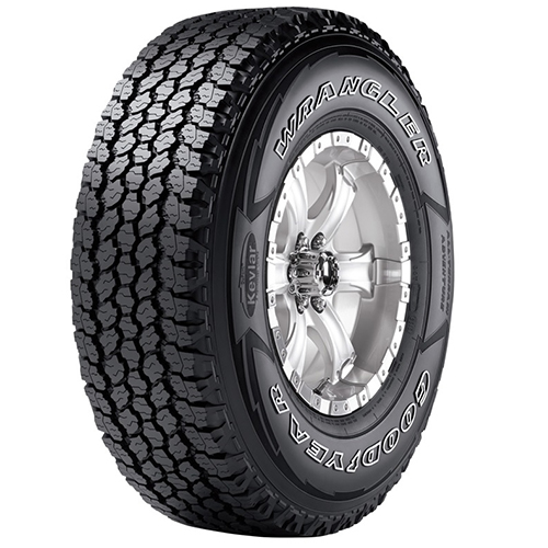 Goodyear Tires Wrangler All-Terrain Adventure w/Kevlar