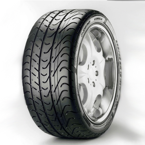 Pirelli Tires Pzero Corsa System Asimmetrico
