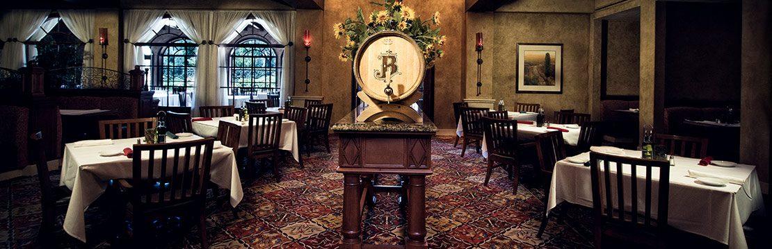 Italian Cucina » Barona Resort & Casino