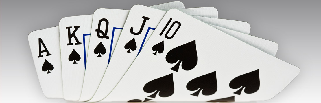 poker table numbers