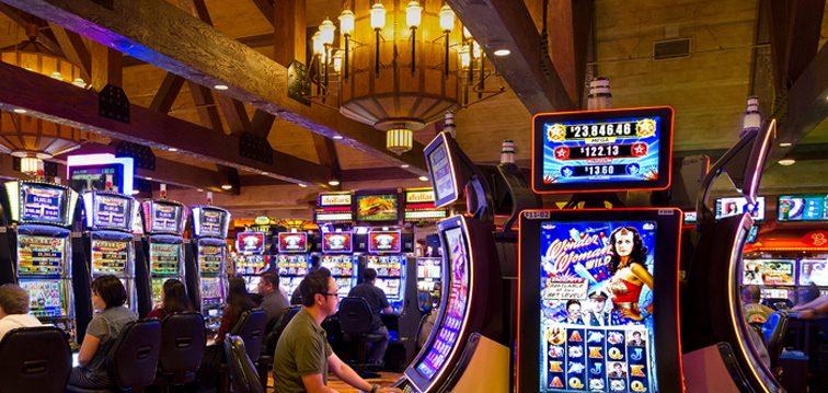 Best Slots In San Diego Loosest Slot Machines Barona Resort Casino