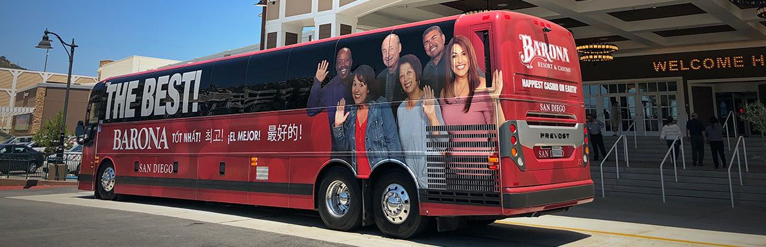 Transportation » Barona Resort & Casino