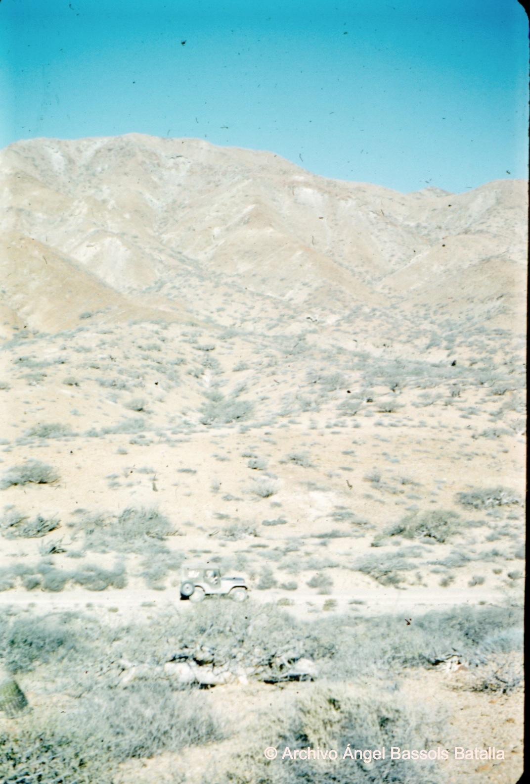Sierras Vizcaíno