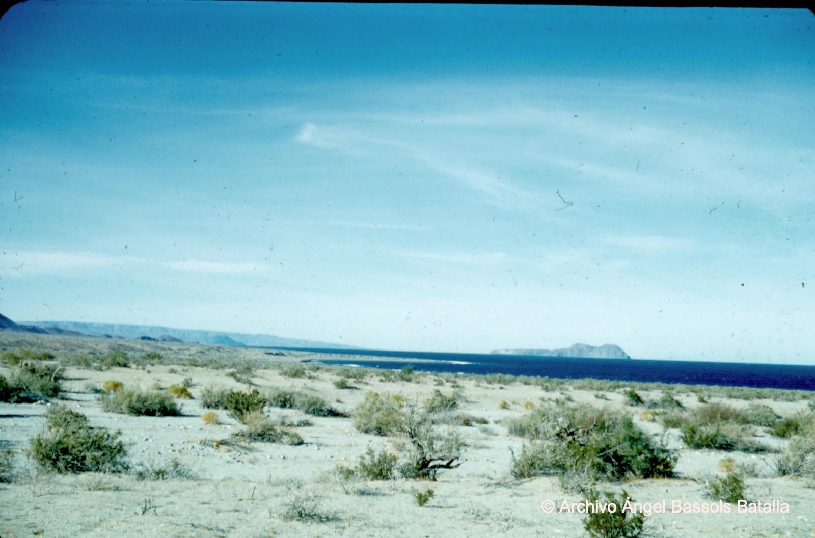Entre San Luis Gonzaga y San Felipe