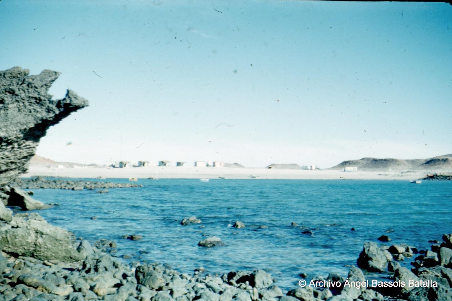 Campo turista Golfo en Puertecitos