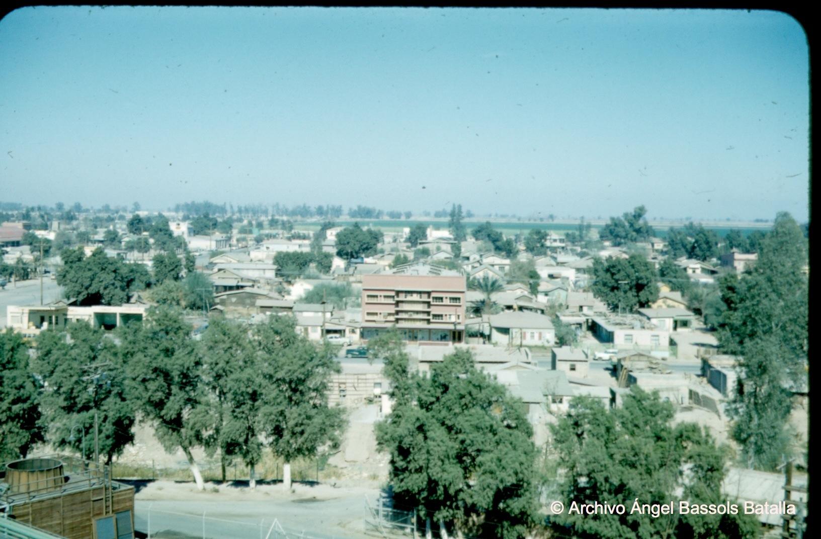 Vista de Mexicali