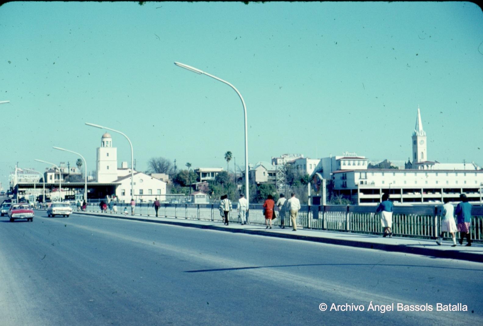 Nuevo puente en N. Laredo
