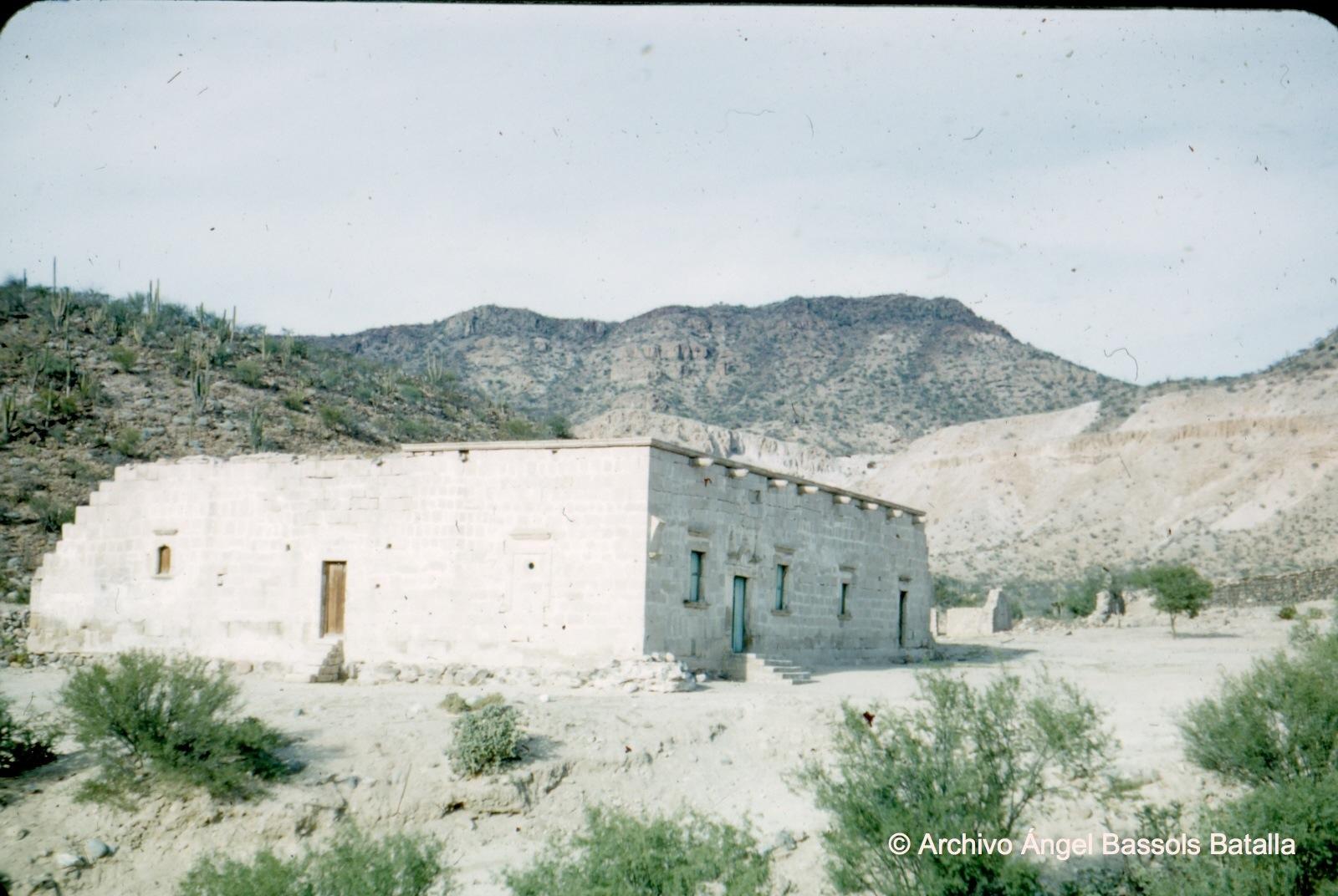 Misión Santa Gertrudris