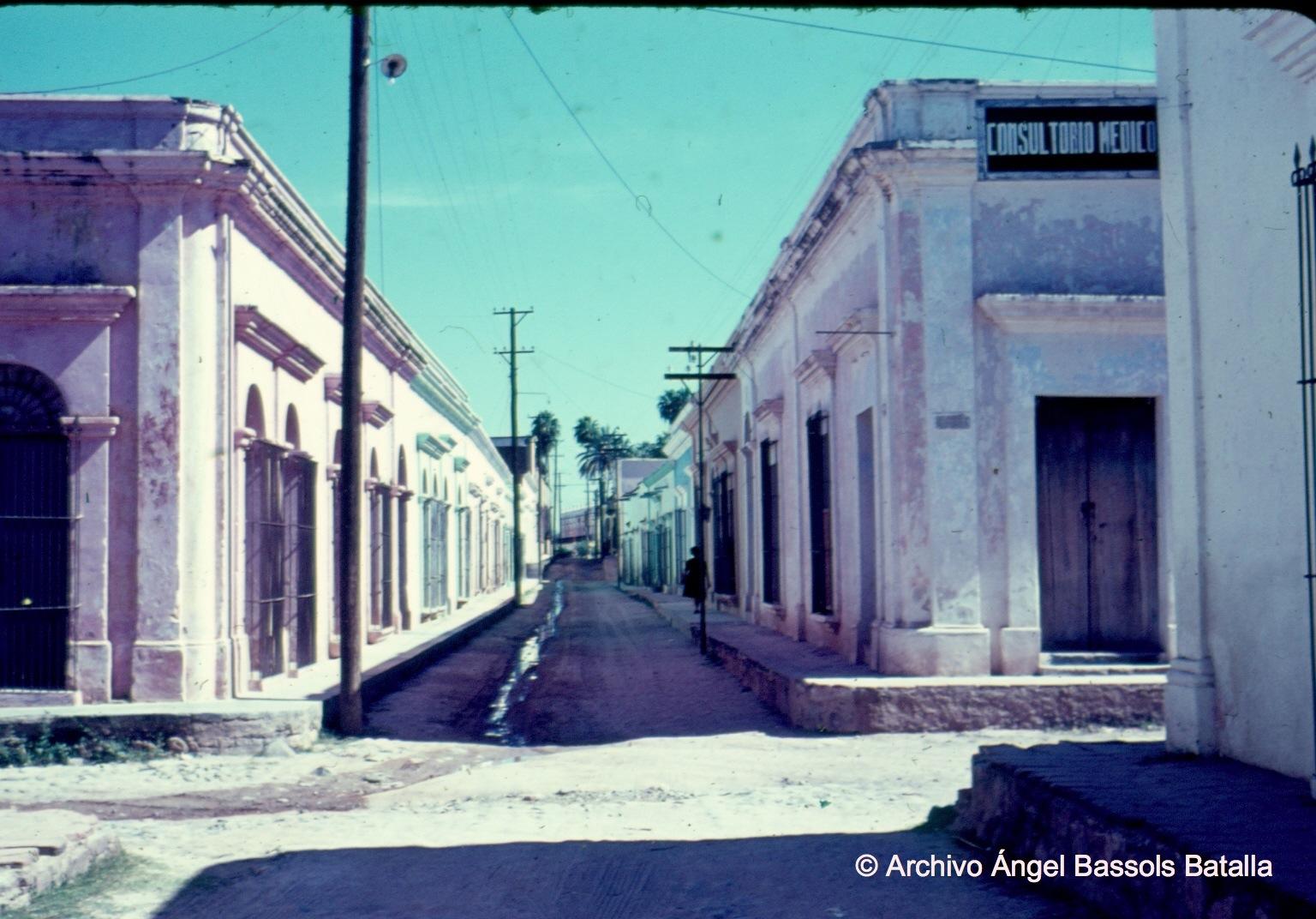 Calle de Álamos