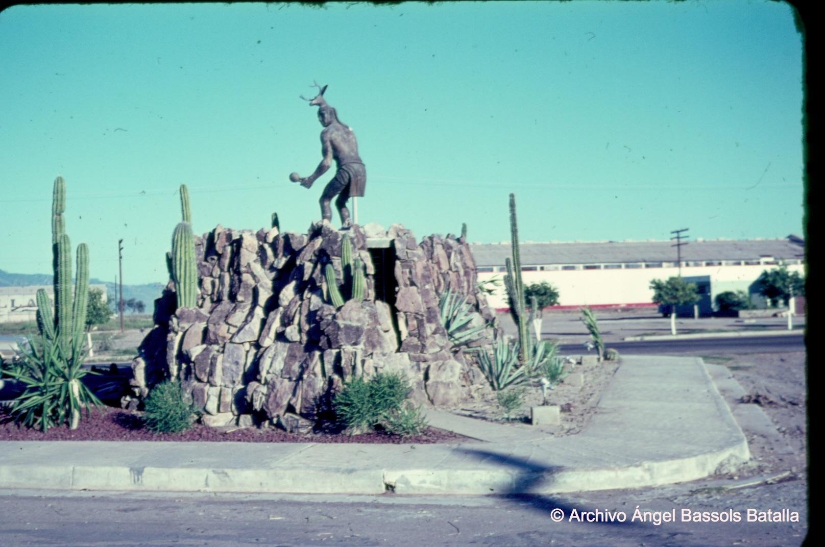 Monumento al yaqui de Ciudad Obregón
