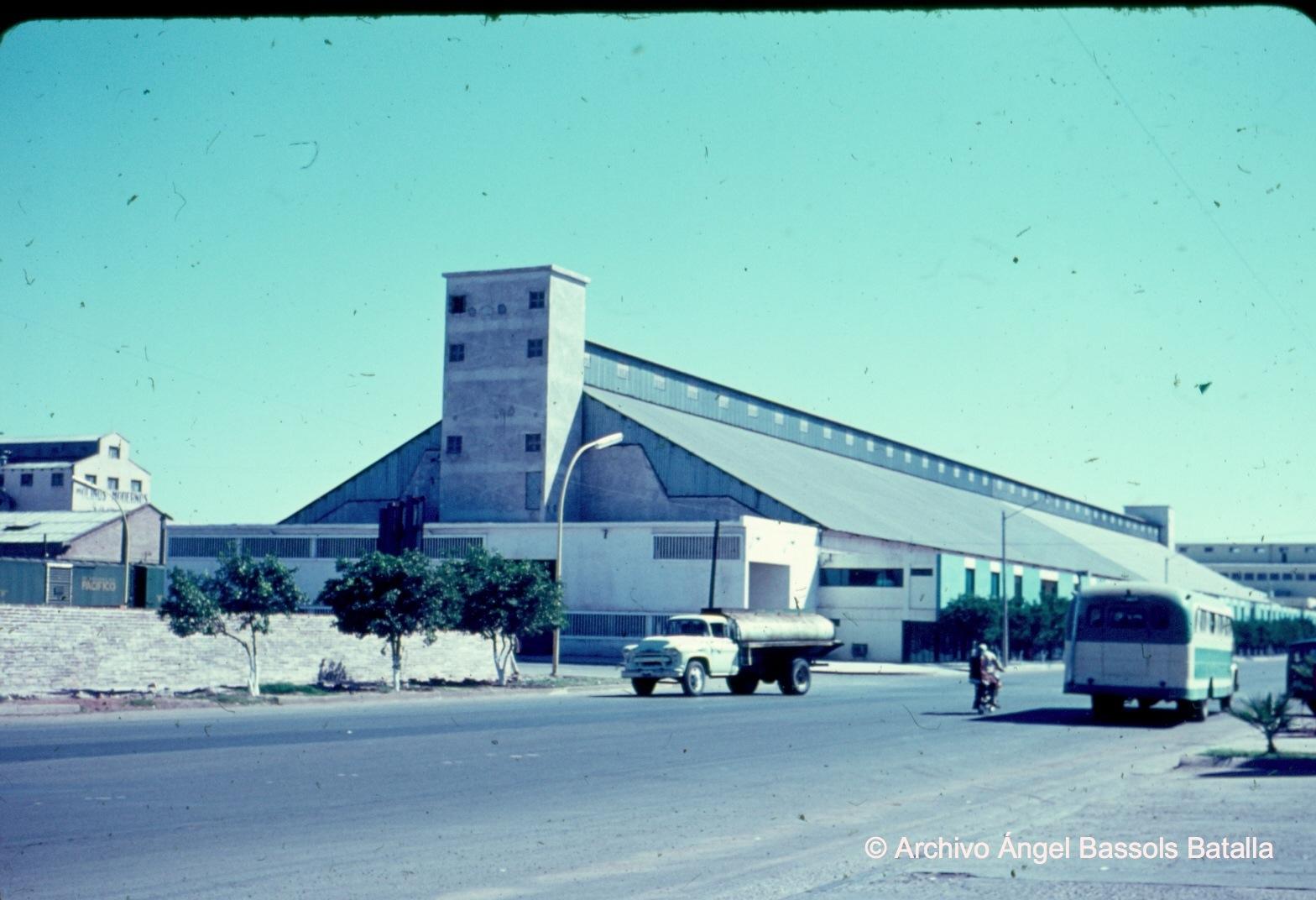 La gran harinera en Ciudad Obregón