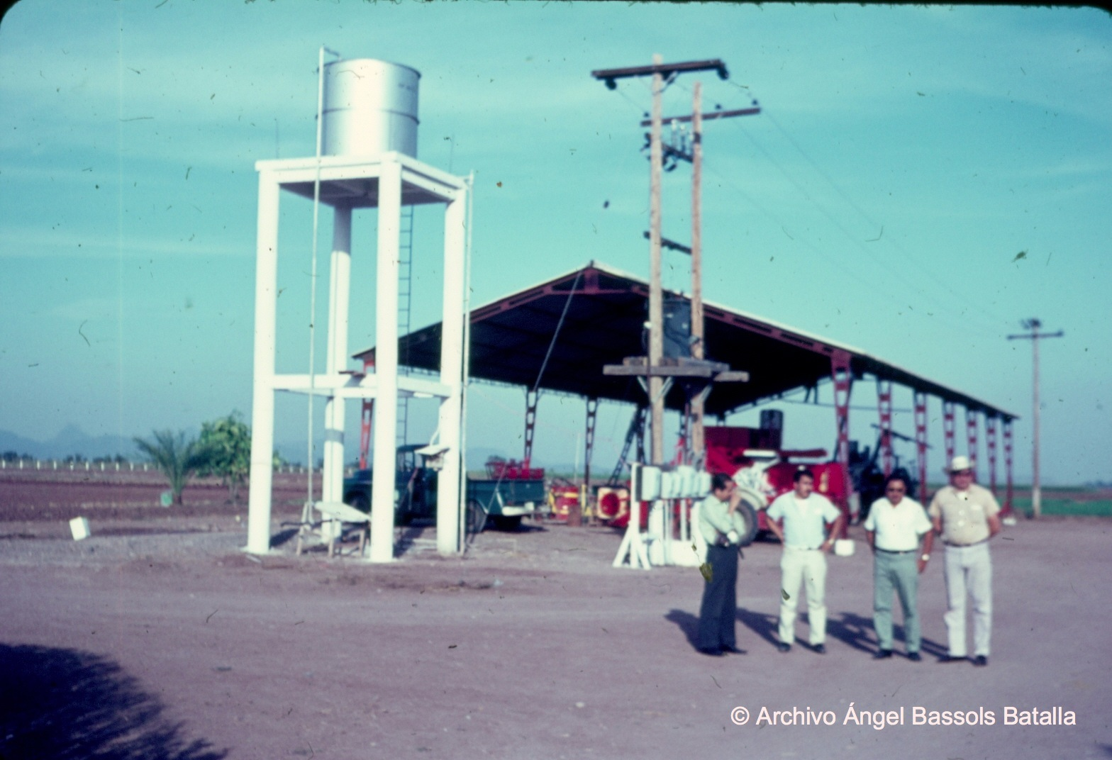 El CIAND cerca de Ciudad Obregón