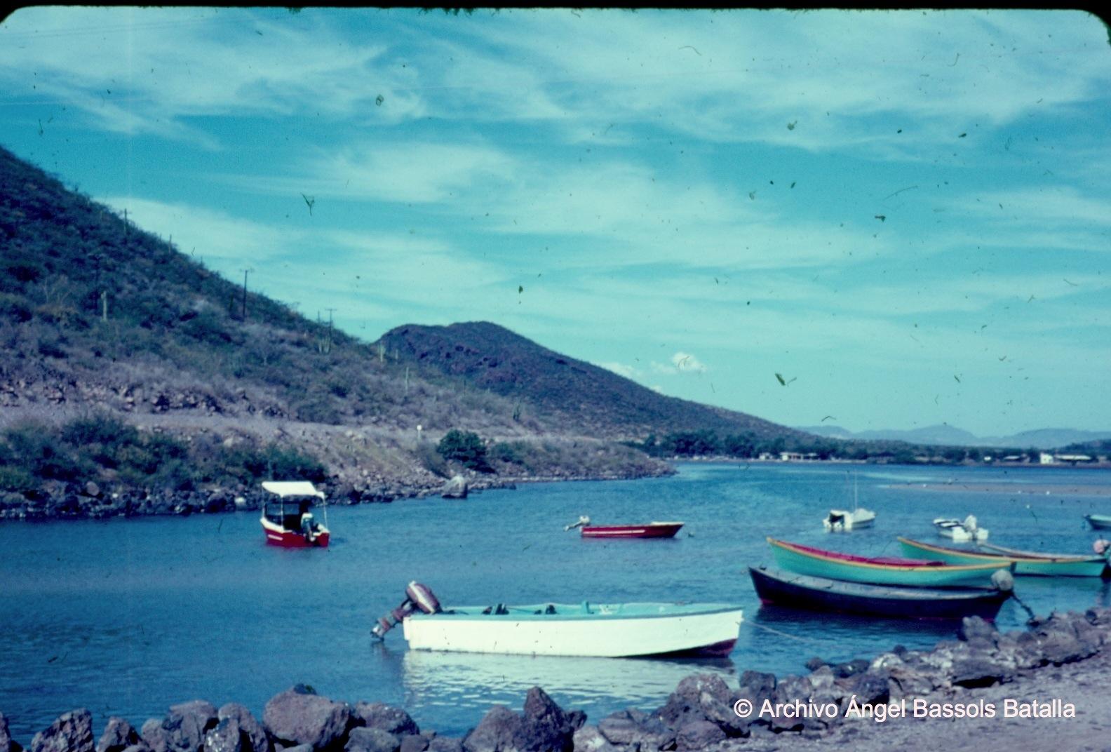 Ensenada al Norte de Guaymas