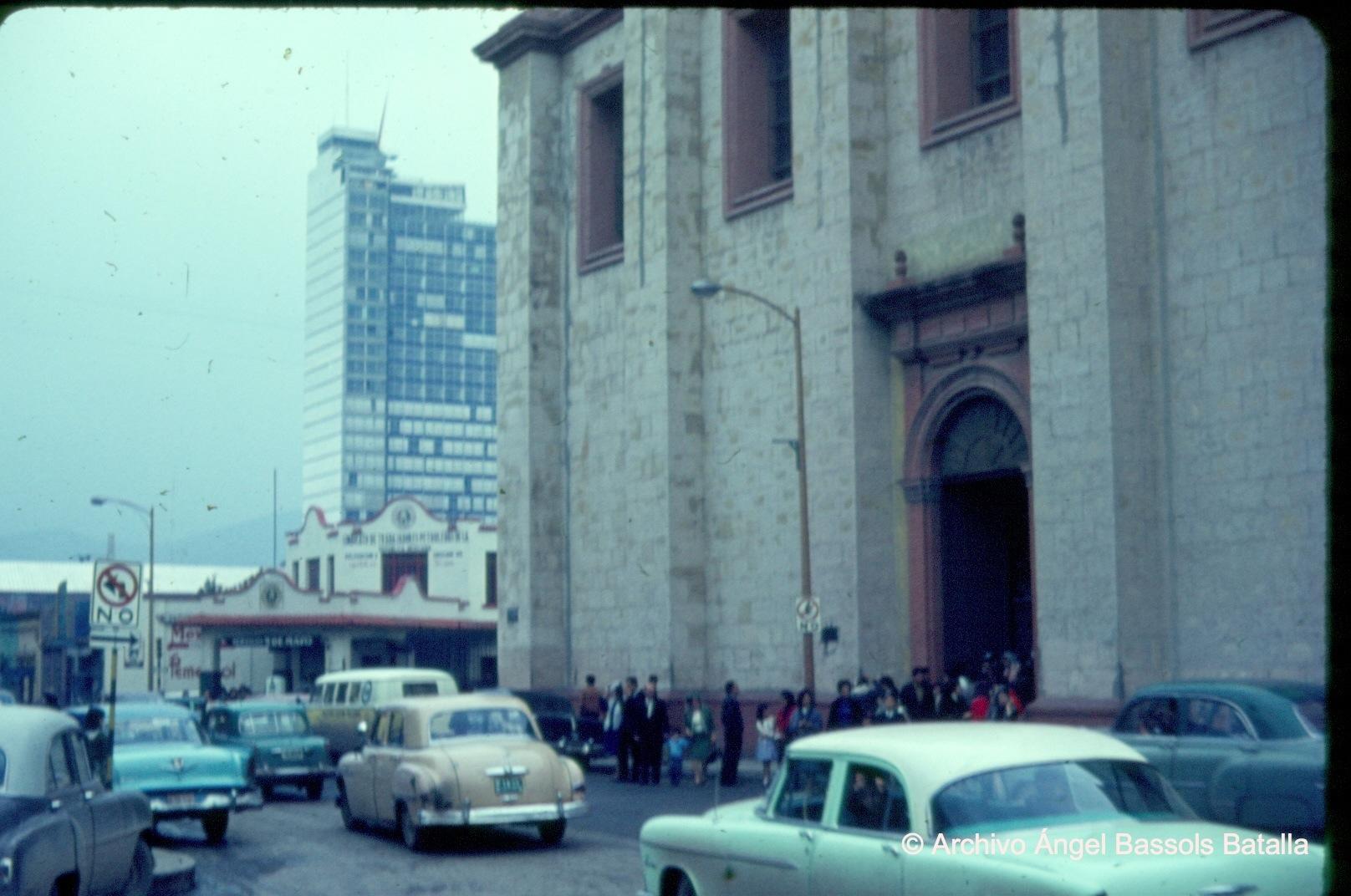 Iglesia en Monterrey