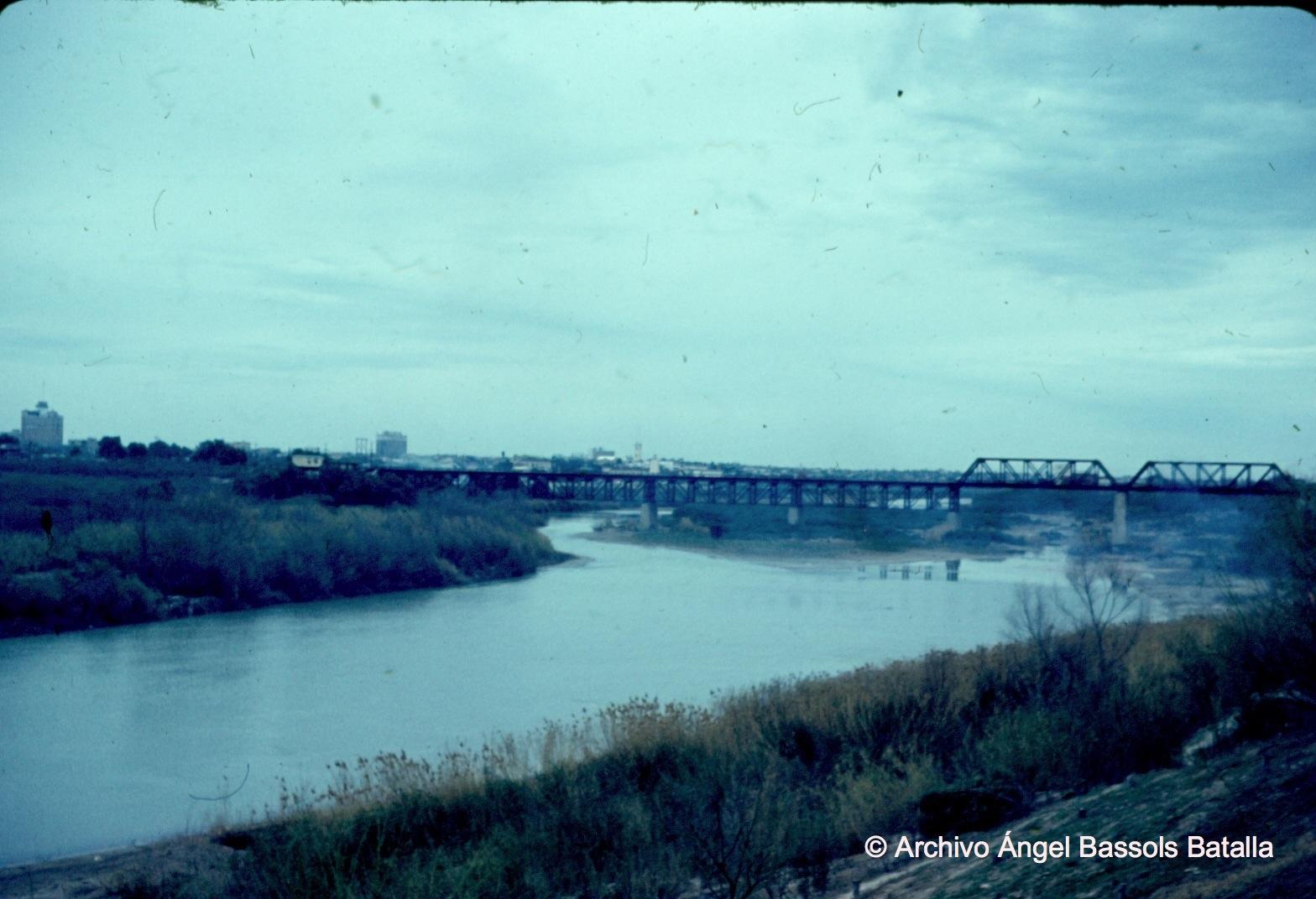 El Bravo y puente a EEUU
