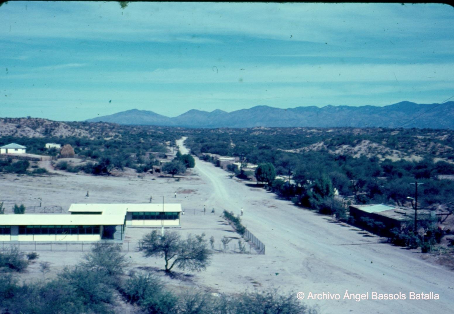Valle de Fronteras N de Sonora
