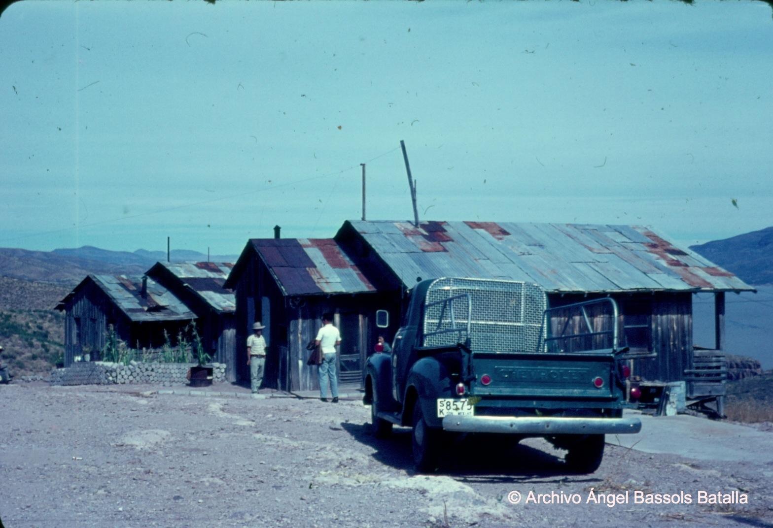 Casa Ingeniero campamento La Angostura
