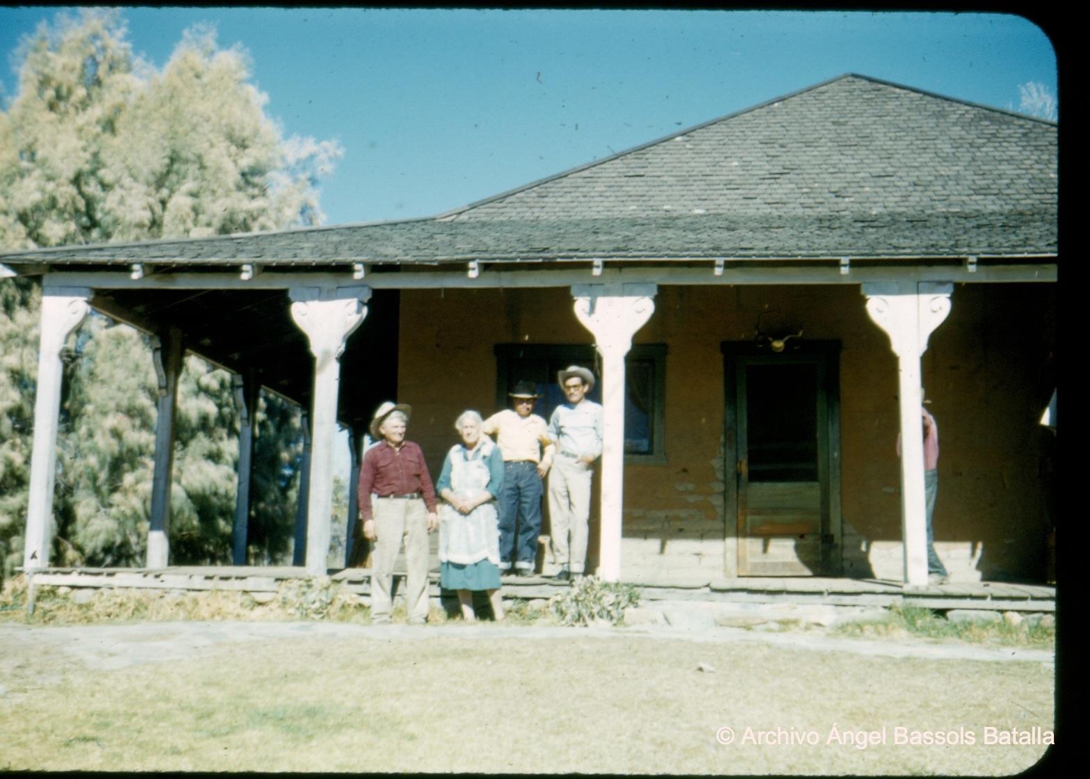 Rancho San José en San Pedro Mártir