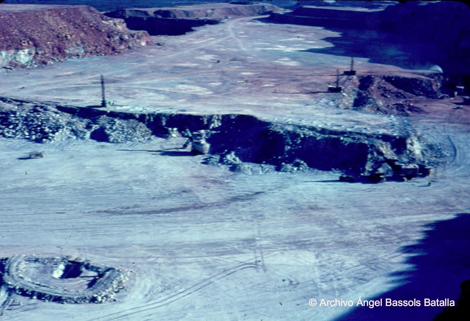 Cortes y tiro en Mineral de Cananea