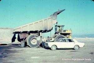 Camión de 12 tons. Cananea