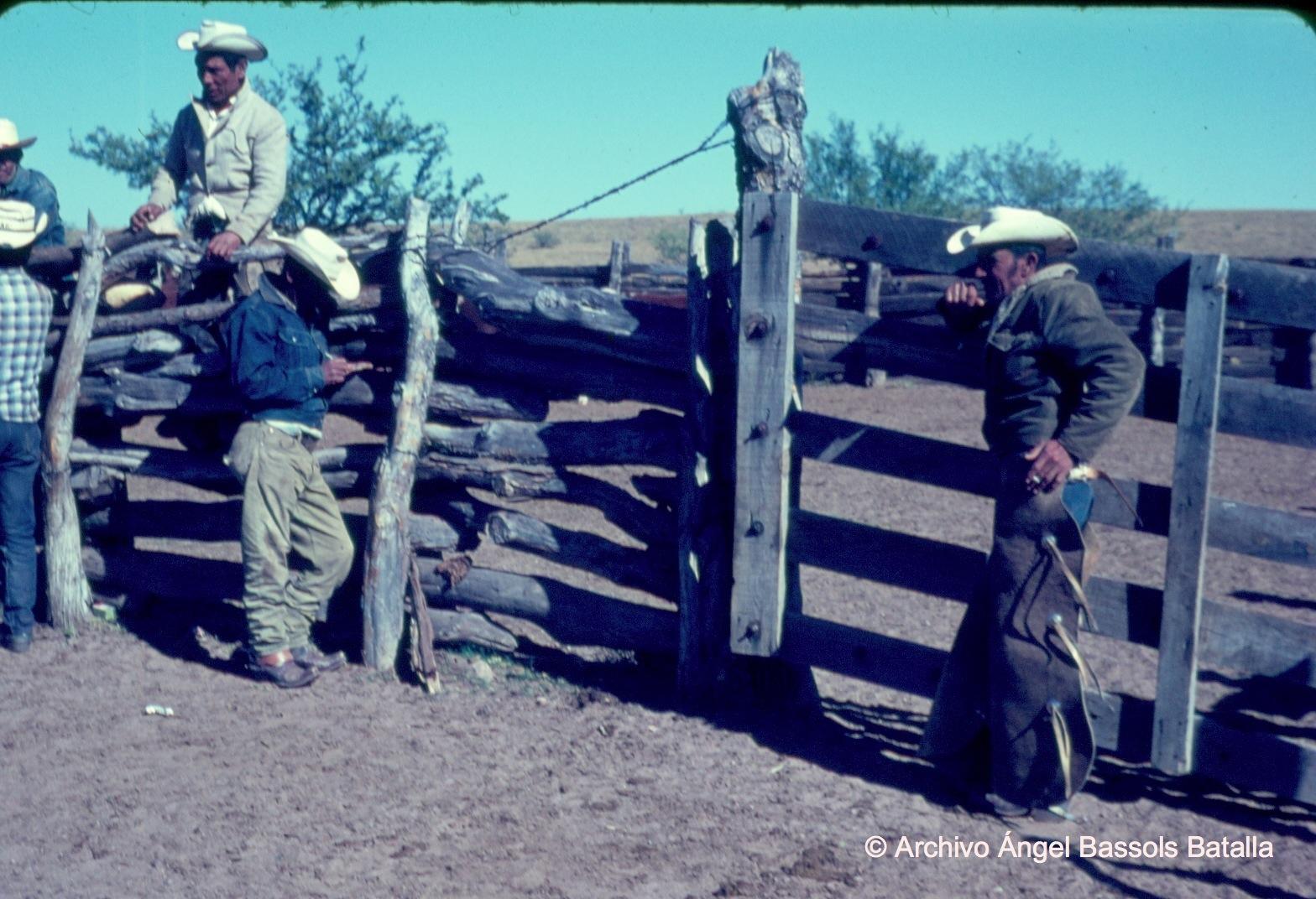 Vaqueros en Cananea