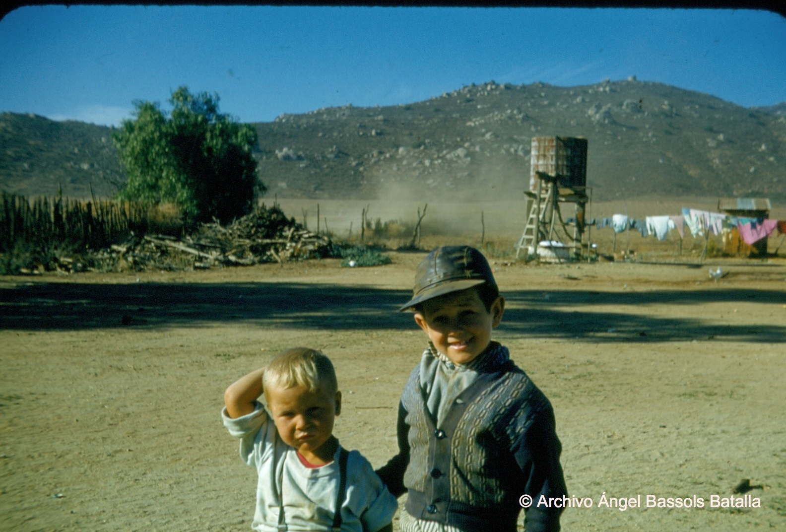 Niños Valle de Guadalupe 1