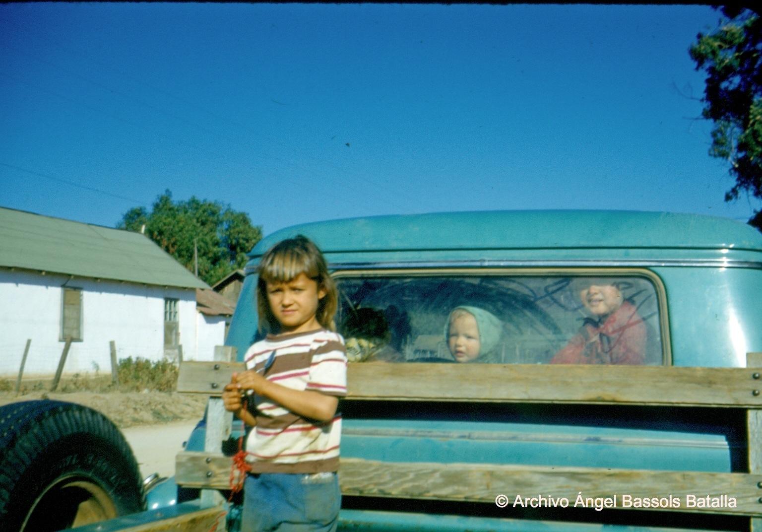 Niños Valle de Guadalupe 2