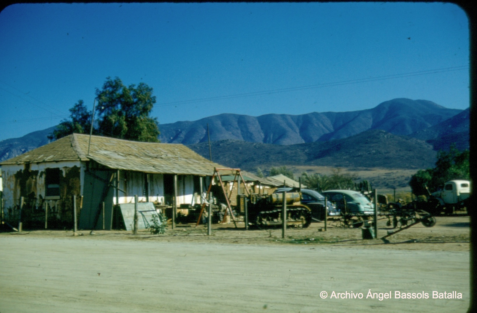 Granja Valle de Guadalupe